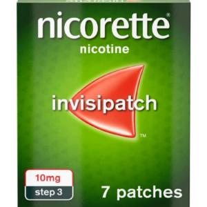 Nicorette Invisi 10mg/16h Trans Patch 7