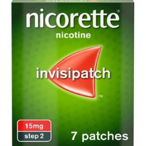 Nicorette Invisi 15mg/16h Trans Patch 7