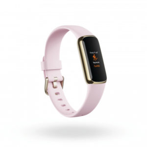 Fitbit Luxe Special Edition,Soft Gold/Peony